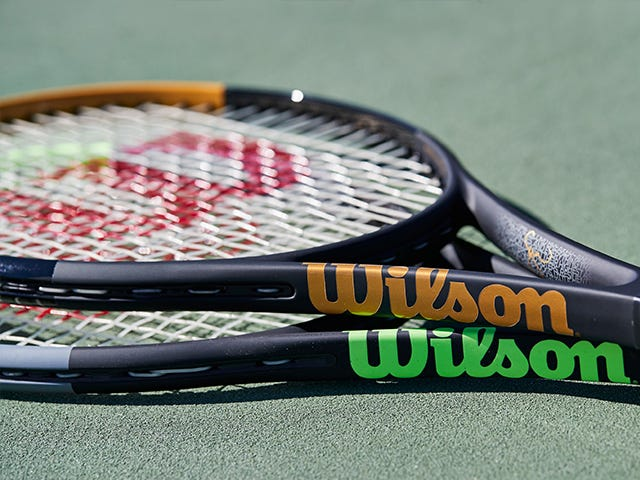 Wilson blade and Wilson Blade SW102