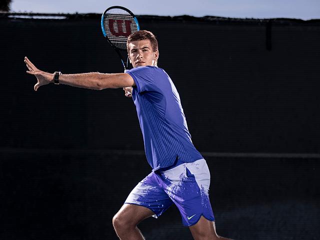 Wilson Tennis — Borna Coric