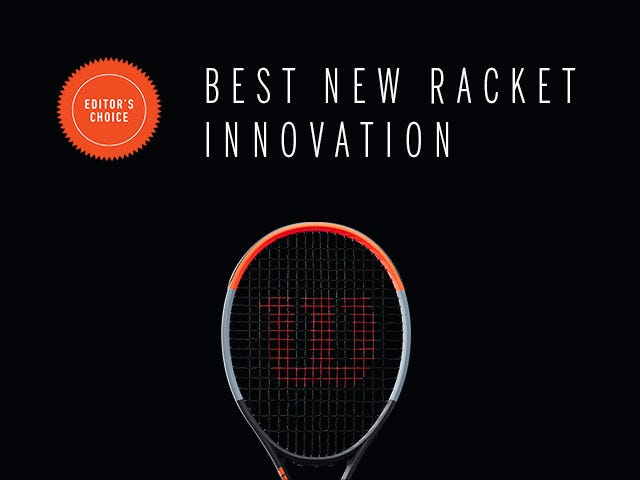 Tennis Magazine's Best New Innovation