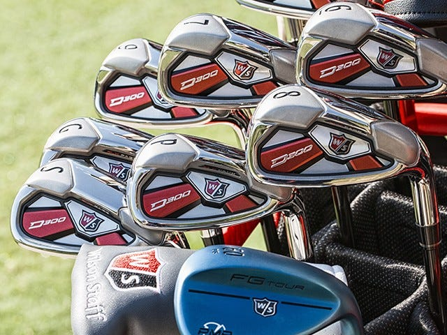 Wilson Staff D300 Demo Program