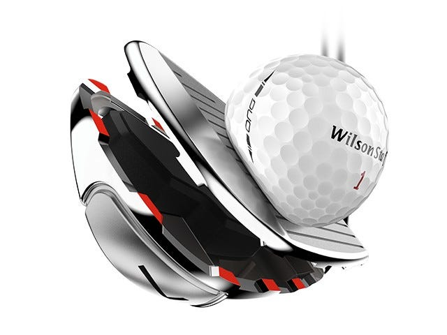 Wilson Staff FLX Face Technology