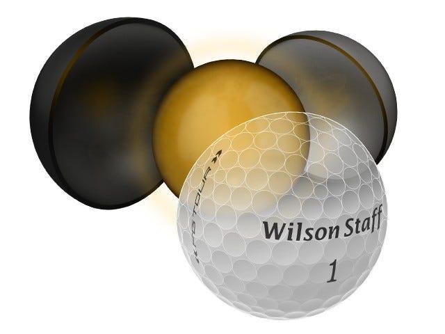 Wilson Staff FG Urethane Golf Ball
