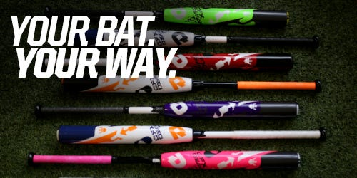 DeMarini Custom Bats