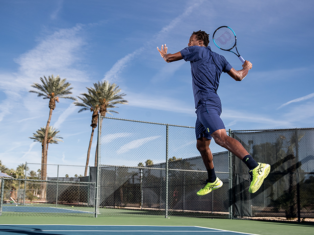 Wilson Tennis: Gael Monfils