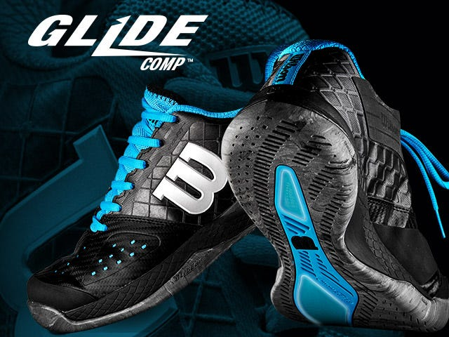 Wilson Glide Tennis Shoes