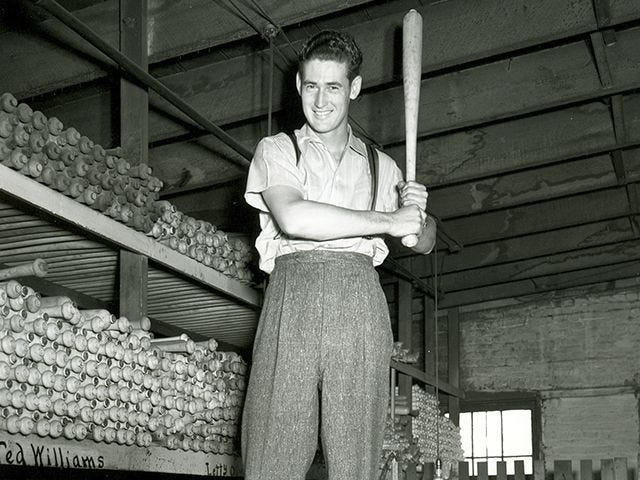 Louisville Slugger History
