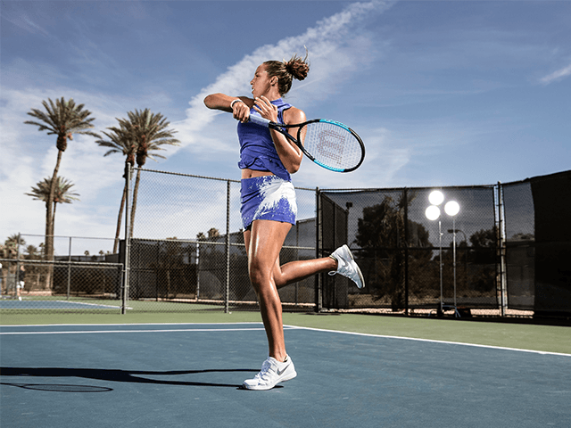 Wilson Tennis — Madison Keys
