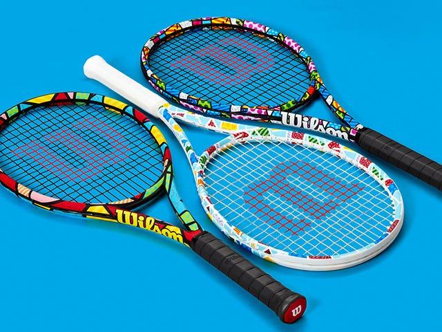 Wilson Britto Racket Collection