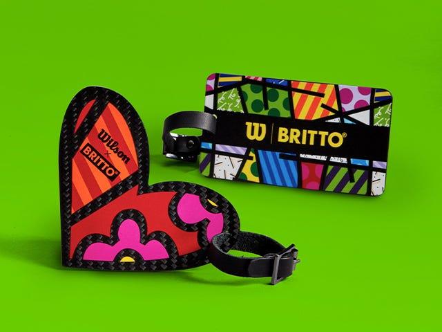 Wilson Britto Tennis Accessories