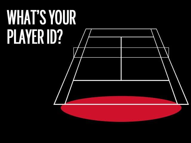 Wilson Tennis Player ID