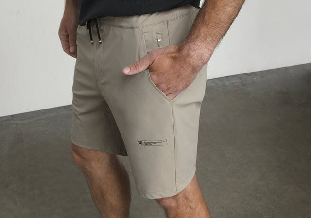 The Grandstand short in Twill