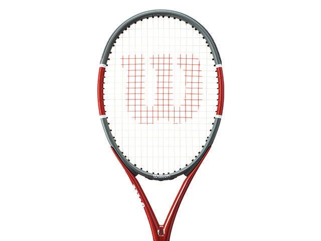 tennis stringing instructions wilson sporting goods