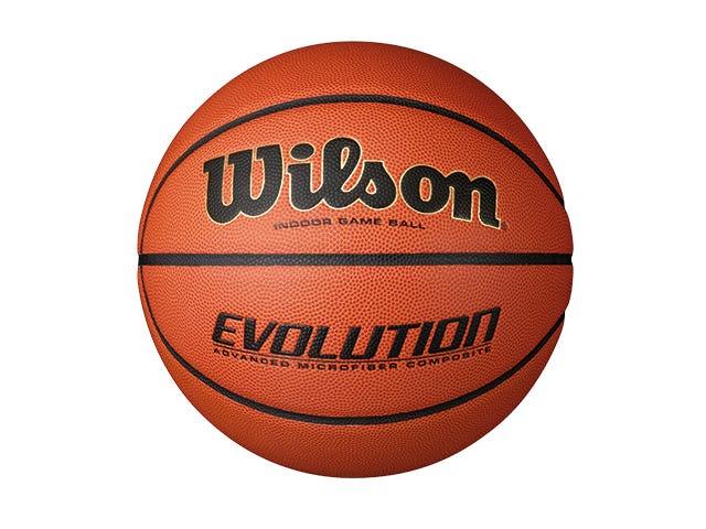 Custom Evolution Basketball   Wilson Sporting Goods