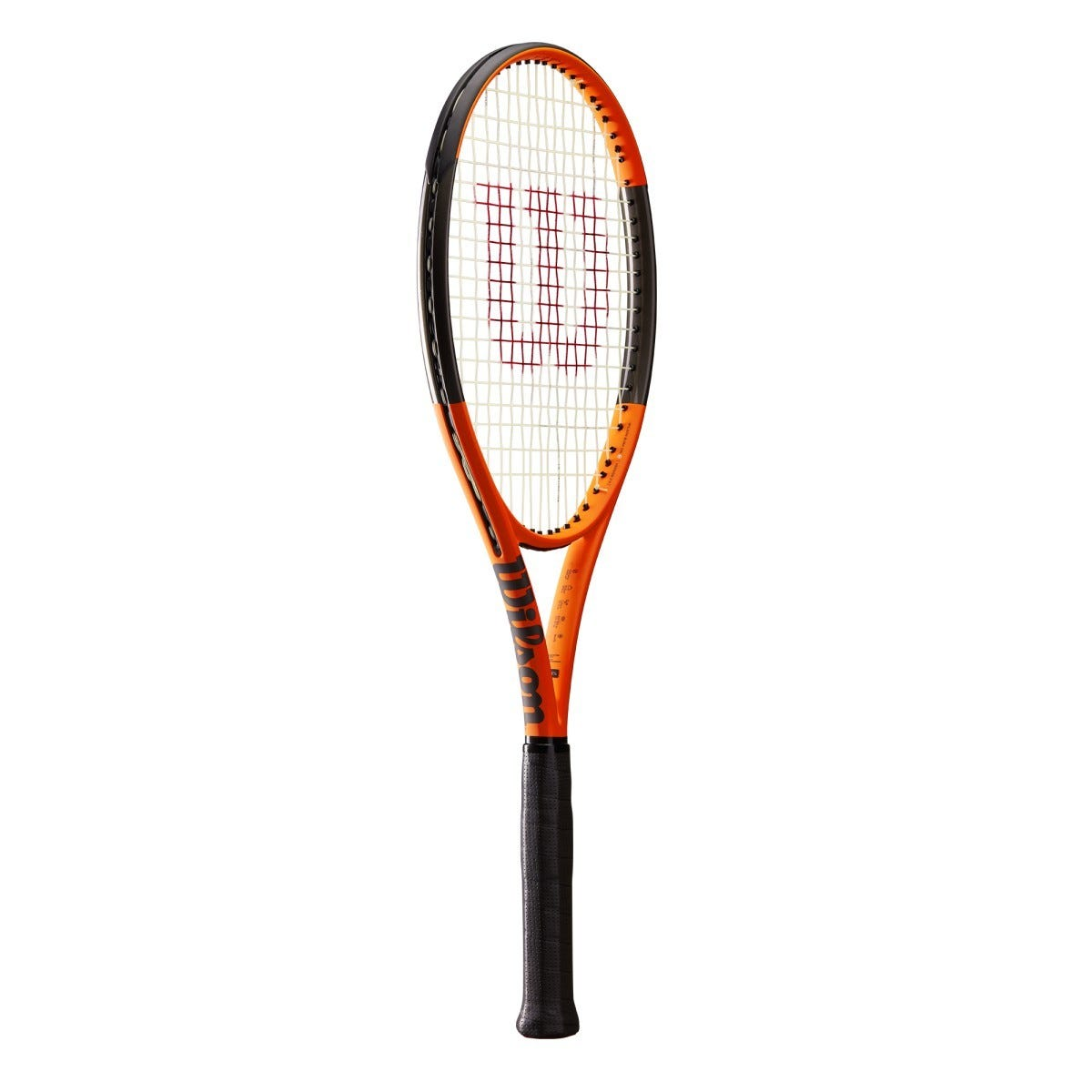 wilson burn 100s stringing instructions