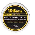 round can of glove conditioner
