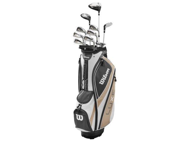 Women's Luxe Complete Golf Club Set