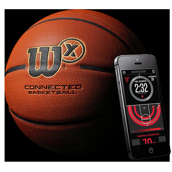 Smart Sensor Basketball & App