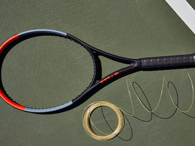 racket and string