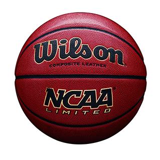 closeup of an NCAA Limited basketball