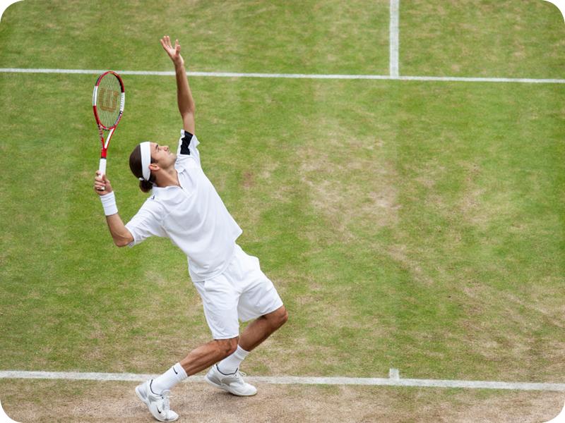 Roger Federer in Grand Slam #3