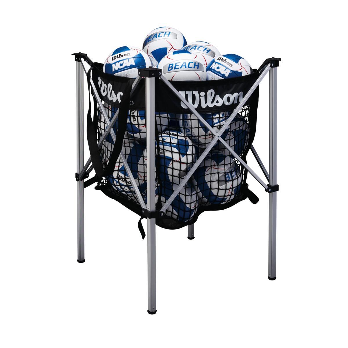 Beach Volleyball Ball Cart