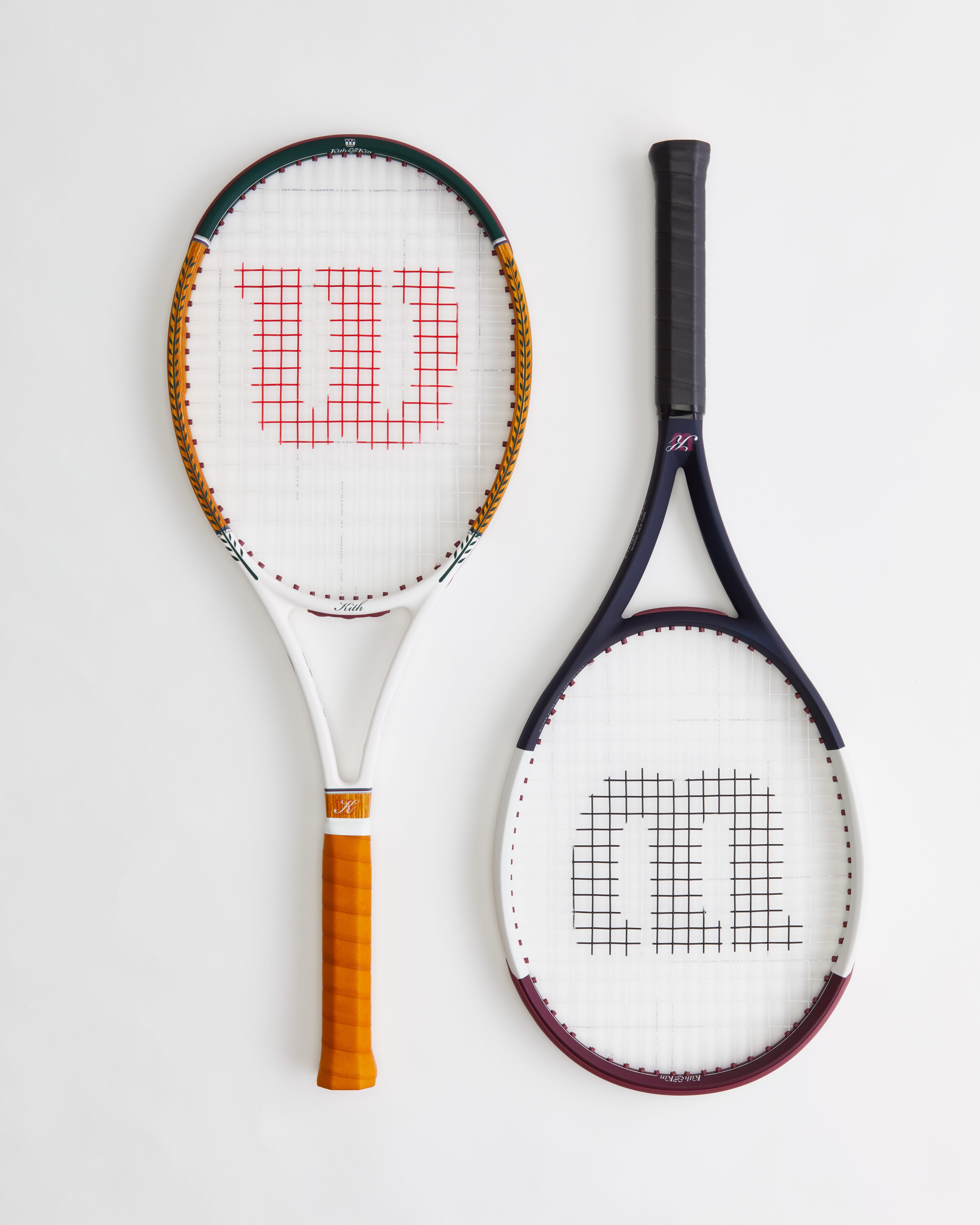 kith wilson rackets