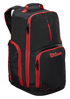 close up of an Evolution backpack