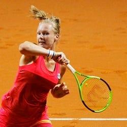 Kiki Bertens - Wilson Tennis Advisory Staff