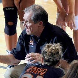Terry Liskevych - Wilson Volleyball Advisory Staff