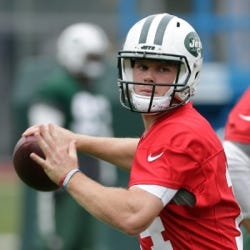 Sam Darnold NFL Player