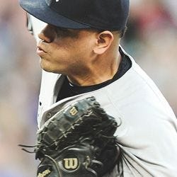 Dellin Betances | Wilson Baseball Advisory Staff