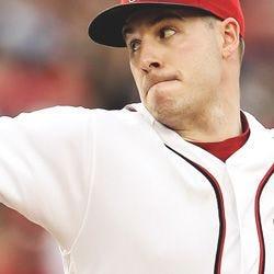 Patrick Corbin - Wilson Baseball Advisory Staff