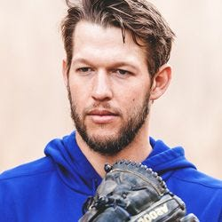 Clayton Kershaw - Wilson Baseball Advisory Staff