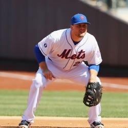 Lucas Duda - Wilson Baseball Advisory Staff