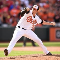 Zach Britton – Wilson Baseball Beraterstab