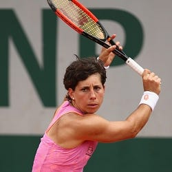 Carla Suarez-Navarro - Wilson Tennis Advisory Staff