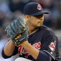 Carlos Carrasco | Wilson Baseball Advisory Staff