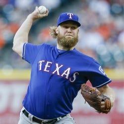 Andrew Cashner | Wilson Baseball Advisory Staff