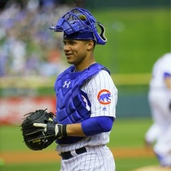 Willson Contreras | Wilson Baseball Advisory Staff