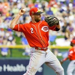 Zack Cozart | Wilson Baseball Advisory Staff