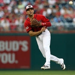 Danny Espinosa - Wilson Baseball Advisory Staff