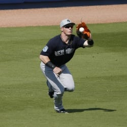 Clint Frazier | Wilson Baseball Advisory Staff