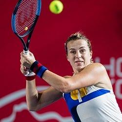 Anastasia Pavlyuchenkova   Wilson Tennis AdStaff