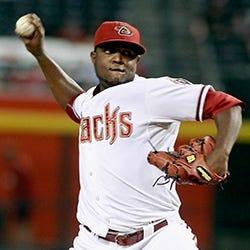 Rubby De La Rosa - Wilson Baseball Advisory Staff