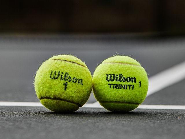 Wilson Triniti Tennis Ball