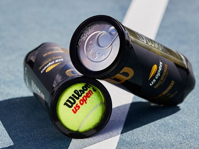 Eco Tennis Ball Can Overcap