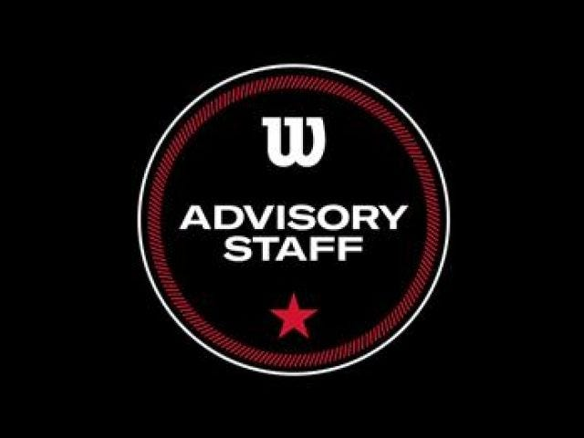 Wilson Advisory Staff banner