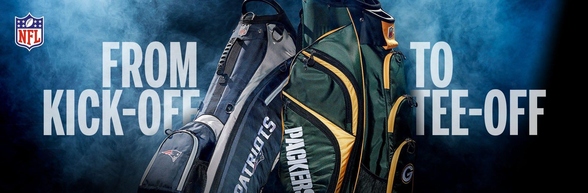 d20ebecc4 NFL Golf Bags