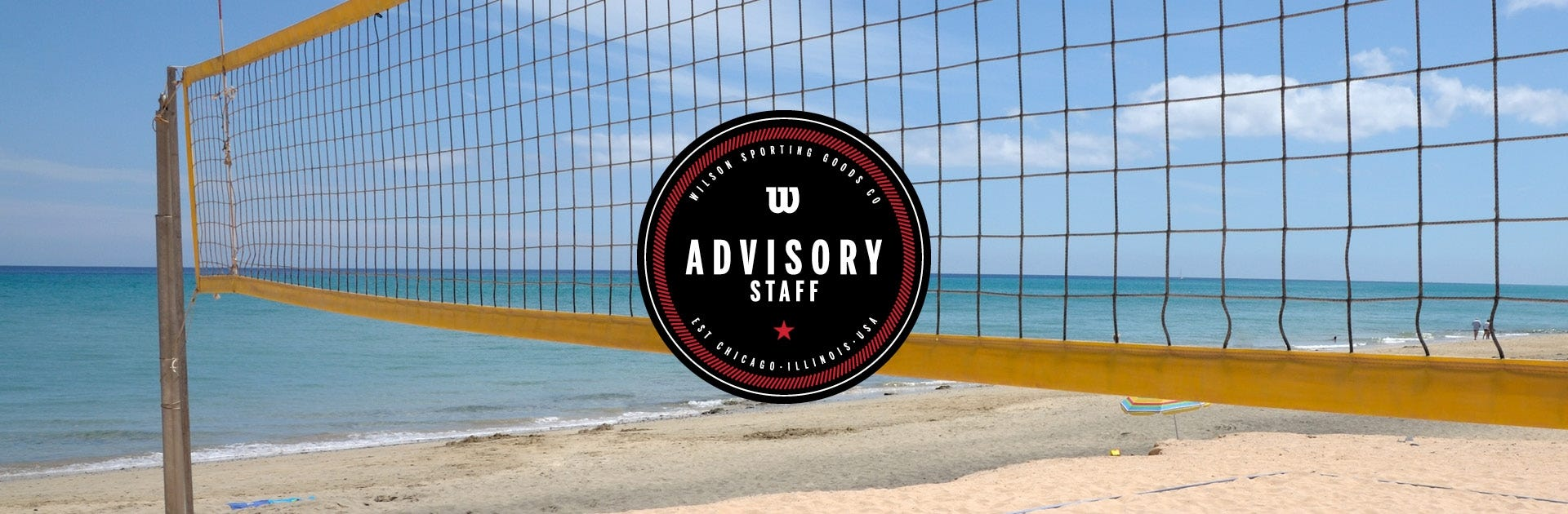 Wilson Volleyball Advisory Staff - NCAA Beach