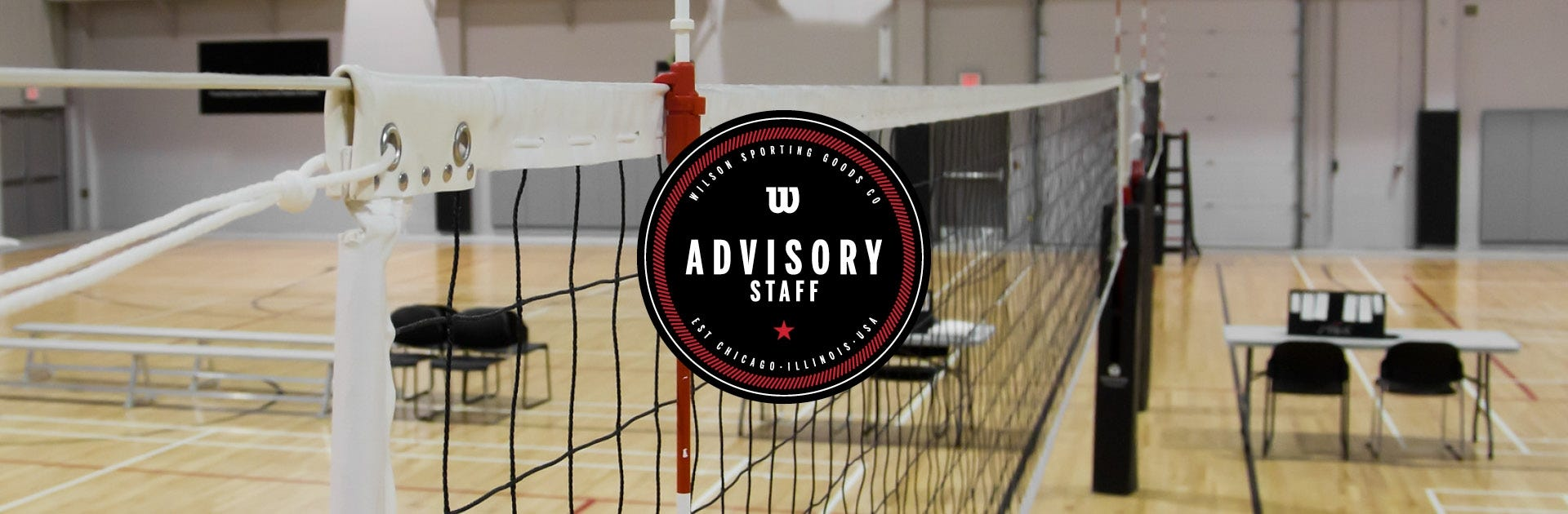 Wilson Volleyball Advisory Staff - NCAA Indoor